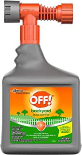 OFF! Bug Control Yard Pretreat, 32 OZ (Pack - 2)