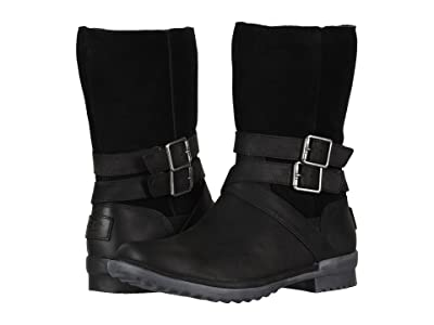 UGG Lorna Boot (Black) Women