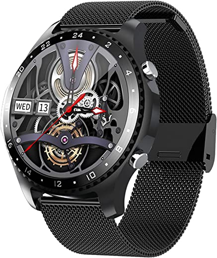 Smart Watch Make/Answer Call, Business Sport Smart Watch for Men Women, Health and Fitness Tracker with Sleep Monitor, Music Player, App Message...