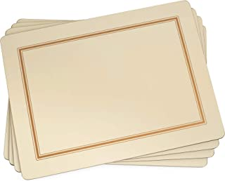 Pimpernel Classic Cream Collection Placemats - Set of 4