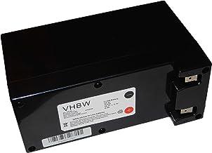 vhbw Batería Li-Ion 6900mAh (25.2V) para Robot cortacésped Ambrogio L60 Basic 2.0, L60 Blacktech 2.0, Robby de Luxe reemplaza Zucchetti CS-C0106-1.