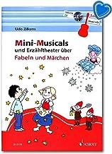Schott Music ED23135 9783795716813 - Minimúsicos y cuentos (JelGi Musicals)