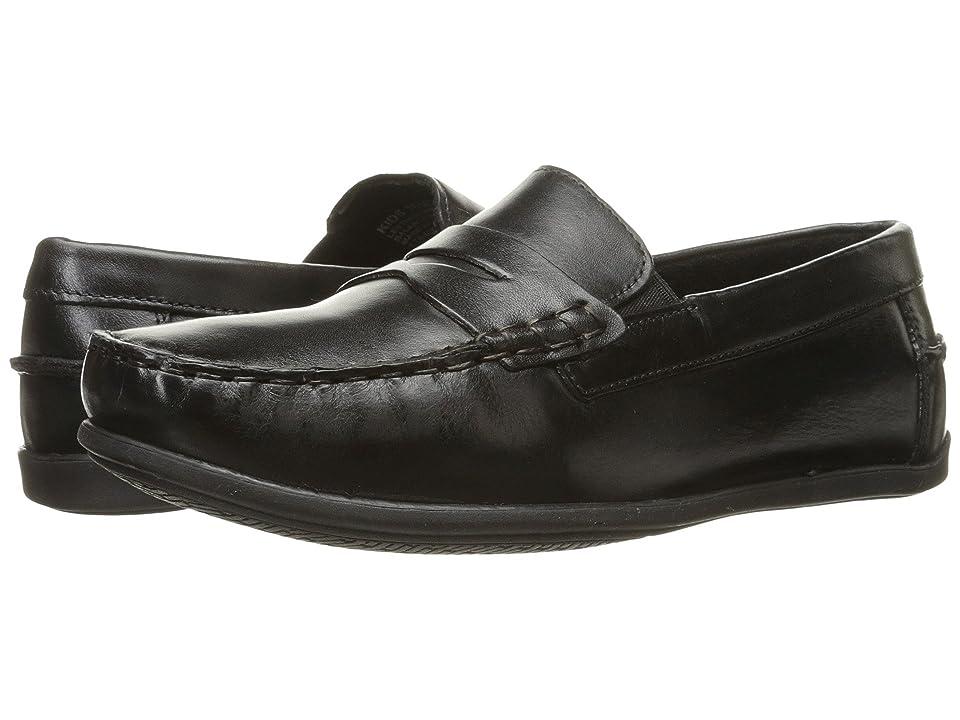 Florsheim Kids Jasper Driver Jr. (Toddler/Little Kid/Big Kid) (Black) Boys Shoes
