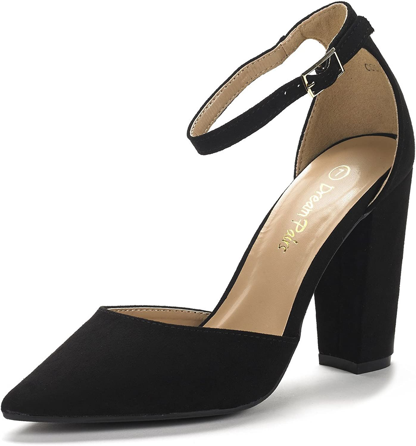 DREAM PAIRS Women's Coco Pointed Pump Inexpensive Long Beach Mall Shoes High Toe Heels