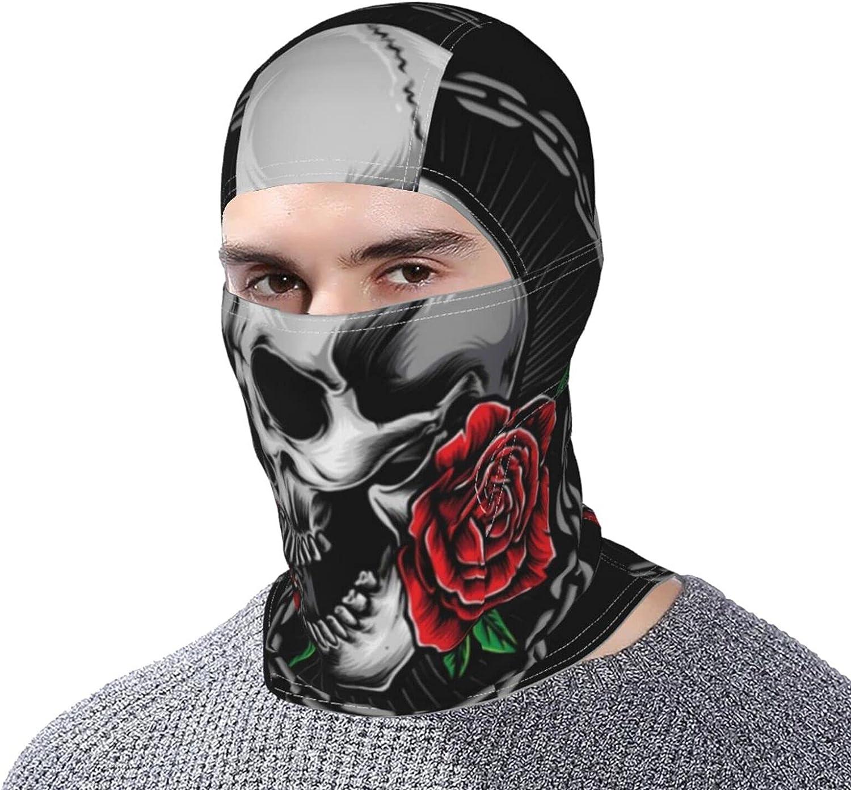 Gesdfwe Ski Mask Balaclava Hood Vaccinated Balaclava Face Masks