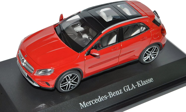Schuco Mercedes-Benz GLA X156 Jupiter Rot SUV Ab 2013 1 43 Modell Auto B00LXB2RI8 Ausgezeichnete Leistung  | Neues Design