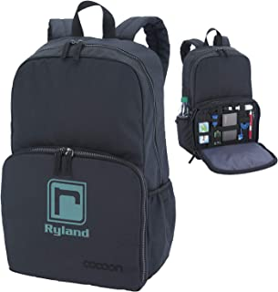 Cocoon Recess 15? Backpack with Grid IT? Black 100 Pack