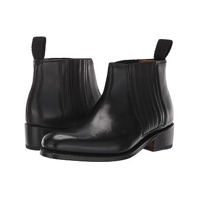 Grenson Izzie Ankle Boot (Black Calf) Women