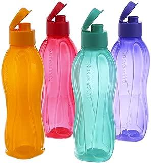 Tupperware/_ to Go Eco Botella ecol/ógica Apta para Bebidas con Gas Color Turquesa 0,5 L 0,5 litros