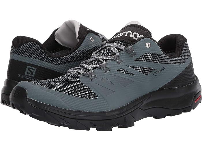 salomon outline gtx shoes junior