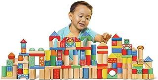 Spark Create Imagine 150 Piece Wooden Block Set by Spark Create Imagine