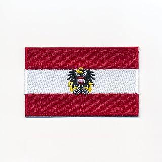 Mit Gravur von Wiener Adler Wappen Tier Geschenk Idee Holz Flachmann Wien 6oz