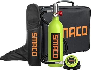 SMACO - Cilindro de buceo para tanque de buceo con capacidad