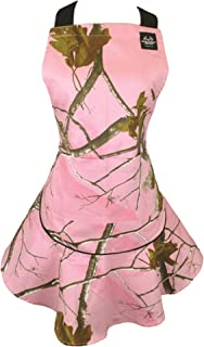 Realtree Pink Camouflage Camo Women's Apron