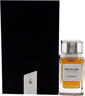 Thierry Mugler Les Exceptions Woodissime For Unisex EDP Spray, 80 ml