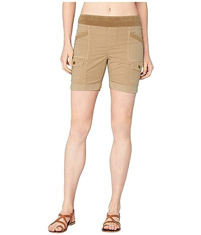 XCVI Wearables Clarissa Shorts (Jute Pigment) Women