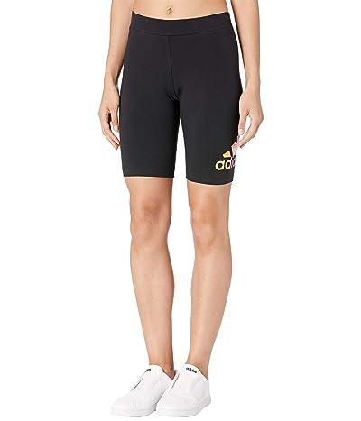 adidas Gradient Logo Bike Shorts