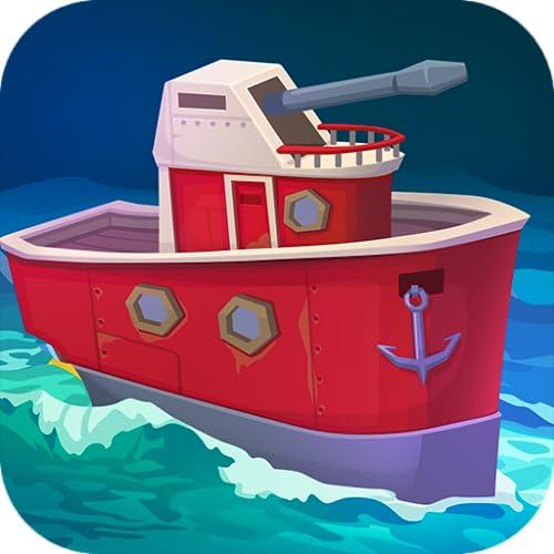 realistico simulatore dei siluri; i diversi livelli delle missioni complesse; fumetto, animazione, gragica e suoni realistici della battaglia di alta qualità; diversi tipi delle navi da guerra; un gioco ideale per i momenti di relax.