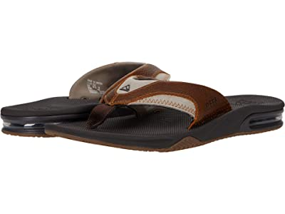 Reef Fanning Leather