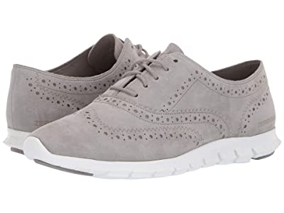 Cole Haan Zerogrand Wing Oxford Closed Hole (Ironstone) Women