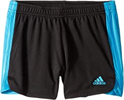 3 Stripe Blocked Shorts (Big Kids)
