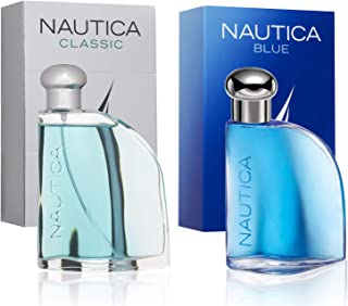 Set 2 Piezas Nautica Blue y Nautica Classic de Nautica 100 ml