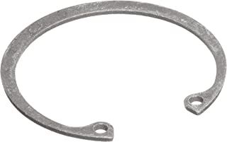 Diameter Internal Retaining Ring44; .05 in Thick Carbon Steel Zinc Yellow44; 25 Pieces Rotor Clip HO-125ST ZD 1.25 in