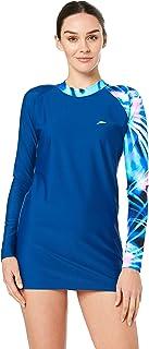 Speedo Women's Swim Tunic, Mariner/Rays