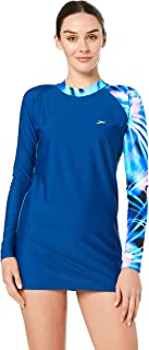 Speedo Women's Swim Tunic, Mariner/Rays