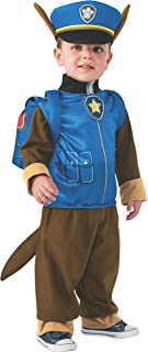 paw patrol chase toddler kids costume
