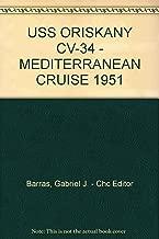 USS ORISKANY CV-34 - MEDITERRANEAN CRUISE 1951