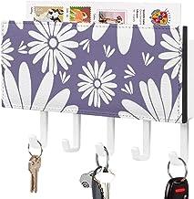 Crochet de clé fixé au mur, support mural de trieuse de courrier, organisateur de porte-clé de courrier, décor à la maison...