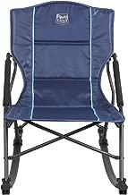 Timber Ridge Catalpa Relax & Rock Chair, Blue