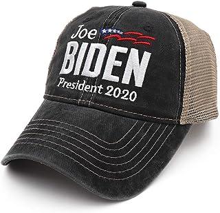 Joe Biden 2020 for President Election Embroidered Baseball Cap Mesh Back Adjustable Dad Hat
