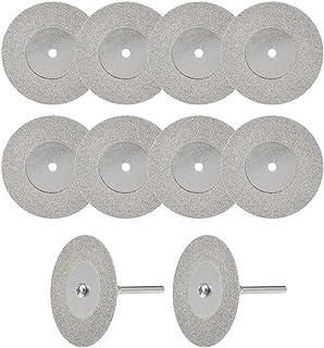UK 5pcs Diamond Cutting Wheel Cut Off Disc Crafts Tools For Hoom Garden Usefully