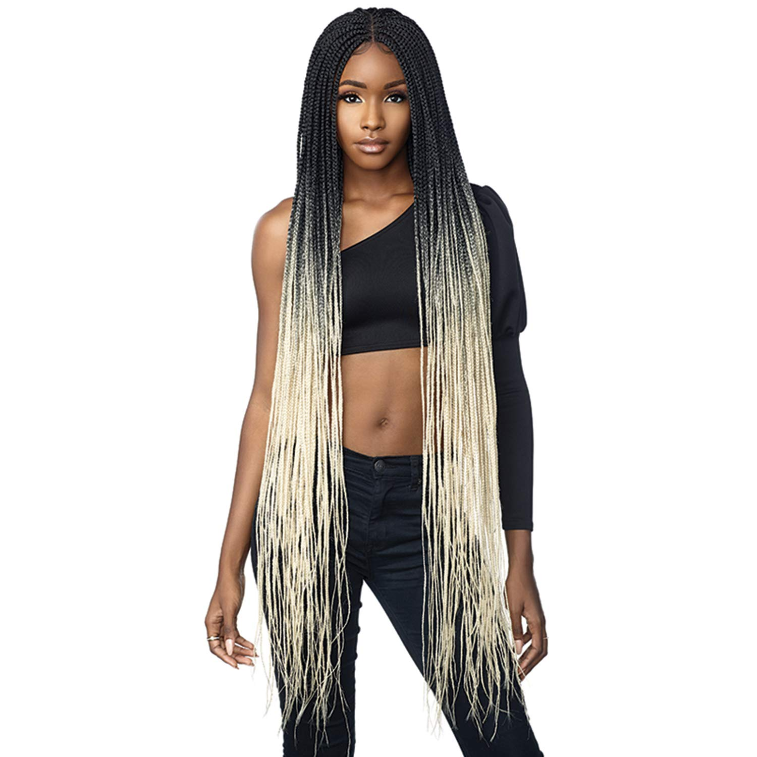 Sensationnel Special Campaign Cloud 9 Synthetic Hair Max 57% OFF 4x4 Swiss Lace Parting