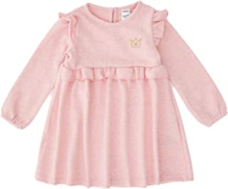 DeFacto Kledings- en rokjurk voor babymeisjes, normale pasvorm, babymeisjeskleding, babymeisjes kleding