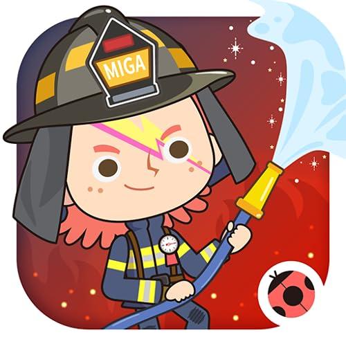Miga Ciudad:parque de bomberos