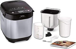 Tefal PF240E Pain & Délices Broodbakmachine, 20 automatische programma's, 3 broodmaten en bruiningsgraden instelbaar, ook ...