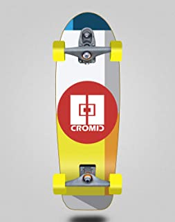 Cromic Surfskate with Surf Skate Trucks T12 Cefire...