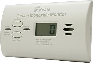 Kidde KN-COU-B Ultra-Sensitive Battery Powered Carbon Monoxide Monitor