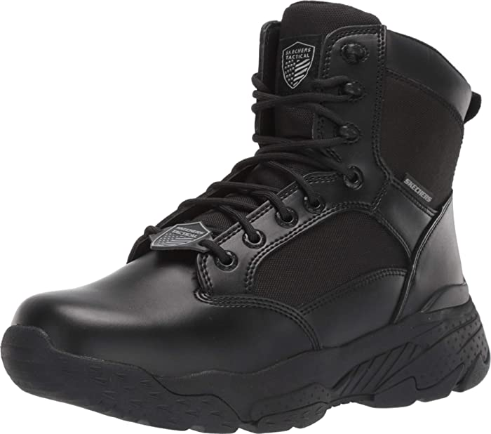 Haute qualité Skechers Work Relaxed Fit Markan Tactical