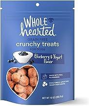 WholeHearted Grain Free Blueberry/Yogurt Dog Treats, 10 oz.