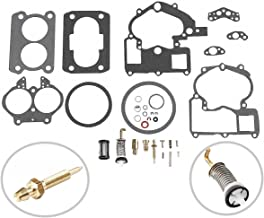 I-Joy 3302-804844002 Carburetor Repair Rebuild Kit for Mercruiser Mercury Marine 3.0L 4.3L 5.0L 5.7L 1986-2004 Supreme Quality