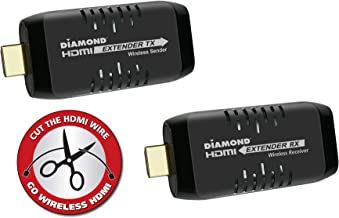 Diamond Multimedia Wireless HDMI USB Powered Extender Kit, TV Transmitter & Receiver..