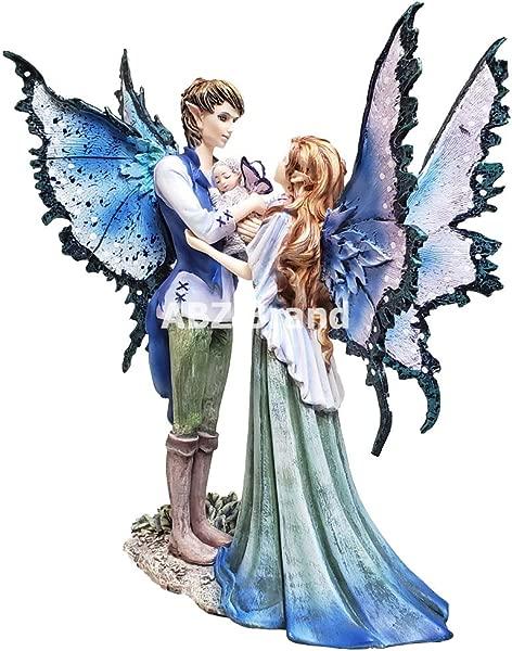 2018 Amy Brown Fairies Dragon Collectible Figurine Fairy Family
