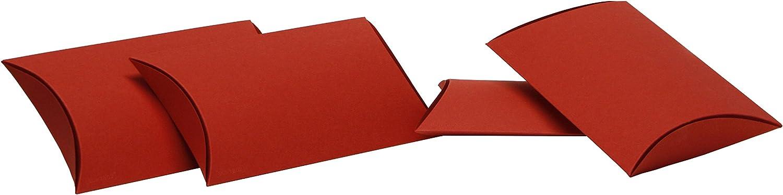 23/x 16/x 4/cm misura media Bianco Parati Box Cuscino Scatola 4/ER Colour Pack