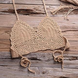 2020 Sexy Hollow Out Beach Knit Shell Women Bikini Set Swimsuit Biquini Women Solid Bathing Suit Beach Wear|Bikini Set|
