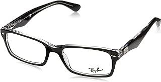 RX5206 Rectangular Eyeglass Frames