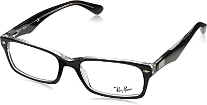 Ray-Ban RX5206 Rectangular Eyeglass Frames